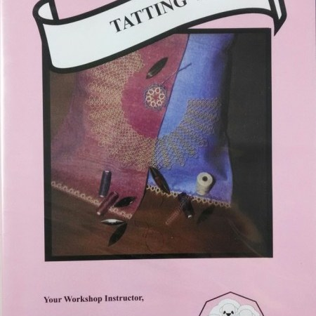 DVD Tatting 1 by Mildred Clark