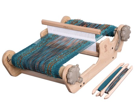 "SampleIt loom in 10"" size. Comes with 2 shuttles."