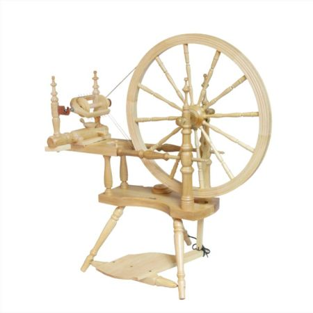 Polonaise spinning wheel