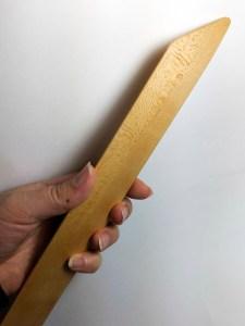 Weaving Sword Detail