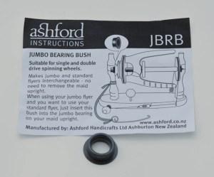 Ashford Jumbo Bearing for converting maiden to starndard flyer