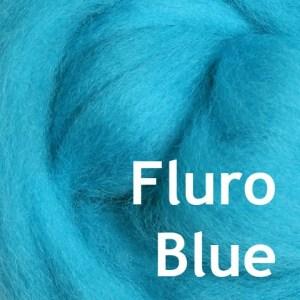 Fluro Blue