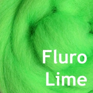Fluro Lime Corriedale