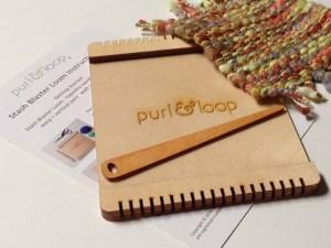 Purl and Loop Mini Loom