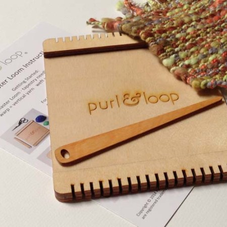 Purl and Loop Mini Loom