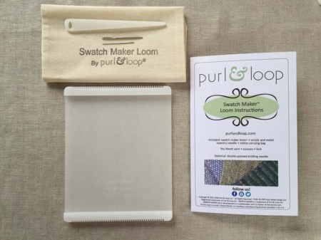 Swatch Maker Loom