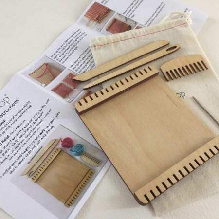 Wee Weaver Mini Loom