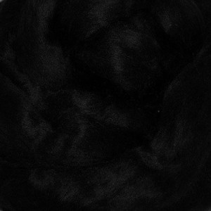 Black Dyed Bamboo