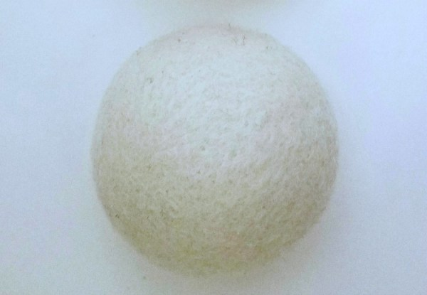Dryer ball tutorial
