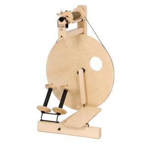 Louet S10 Spinning Wheel, Single Treadle