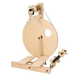 Louet S10 Spinning Wheel, Double Treadle