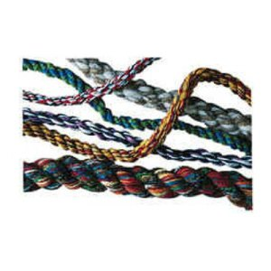 Ropes made with the Schacht Rope Maker
