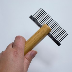 Metal Tooth Tapestry Beater/Comb