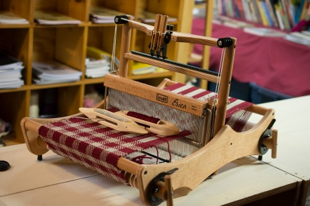 Erica Weaving Loom