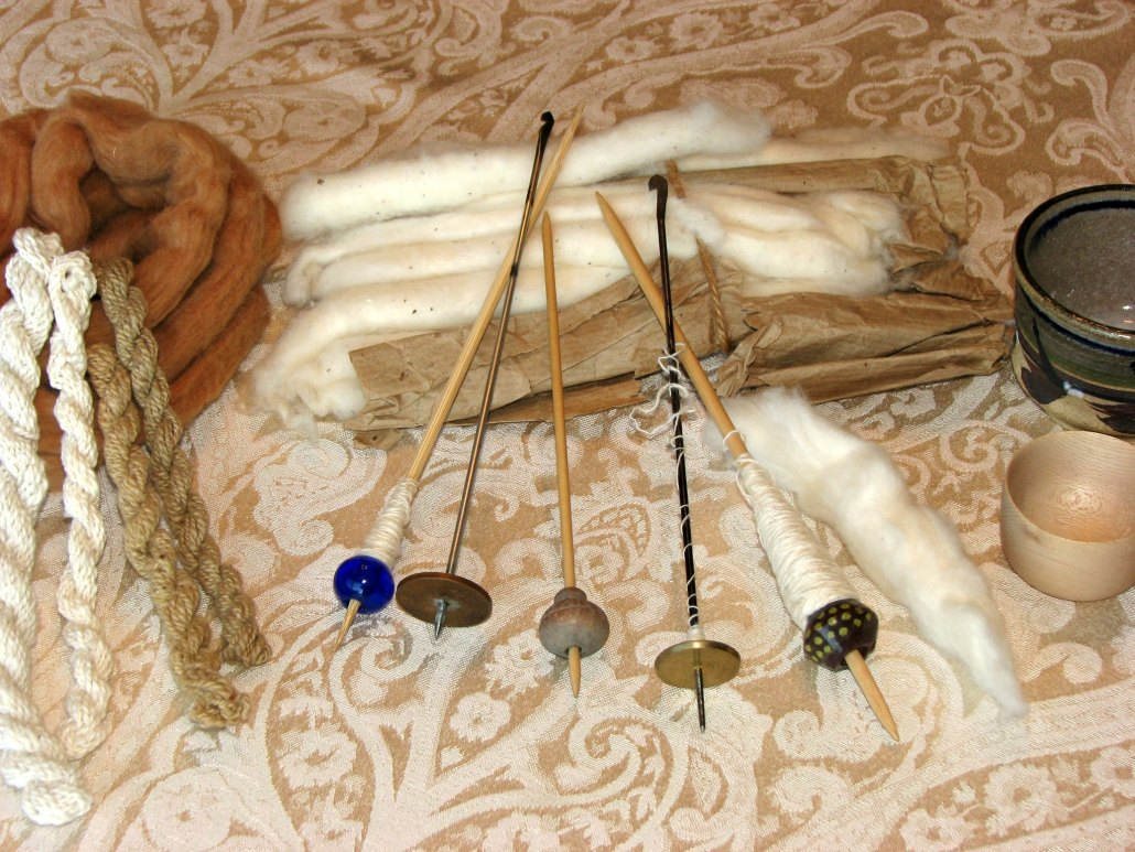 Tahkli Spinning How To - Examples of Tahkli Spindles