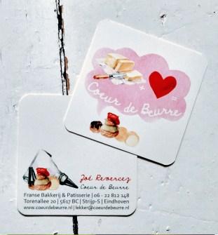 Coeur de Beurre | Visitekaartje