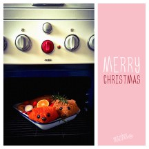 Kerstadvertentie | Mormeltjes nepnerts als maaltijd