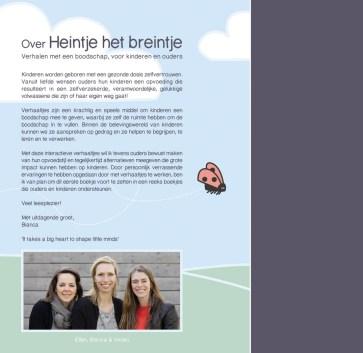 Pagina uit Heintje
