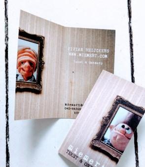 Miemert Tekst & Ontwerp | Visitekaartje