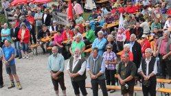 Almmesse auf der Marienberg Alpe – Hirtenfamilie geht nach 40 Jahren in den Ruhestand, Foto: Knut Kuckel