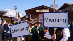 Mieminger Fasnachter nahmen die Gemeindepolitik aufs Korn, Foto: Mieming.online