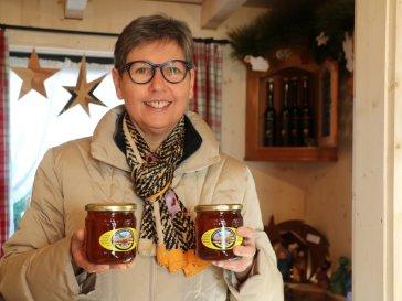 """Mieminger Bäuerinnen und Bauern verkaufen ihre Produkte in """"Steirer's Hofladele"""", Foto: Knut Kuckel/Mieming.online"""