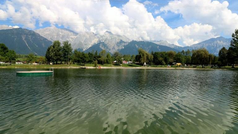 Still ruht der See - Der Badesee-Sommer ist beendet, Foto: Knut Kuckel