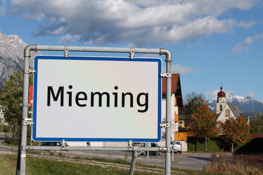 Gemeinde Mieming (Ortsteil Barwies), Tirol/Österreich. Foto: Knut Kuckel/Mieming.online