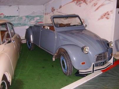 2CV Cabriolet