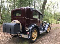 Model A Tudor Sedan