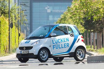 Carsharing FrankfurtamMain Car2Go Facebook