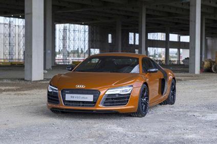 Audi R8 Carsharing
