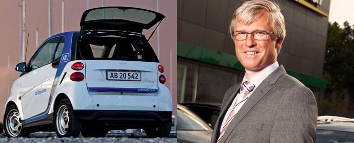 Car2go Roland Keppler ist neuer Geschäftsführer