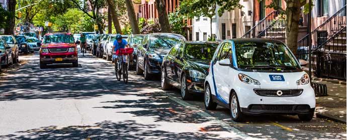 car2go ist auch nach der Eroberung von Brooklyn in New-York noch nicht profitabel