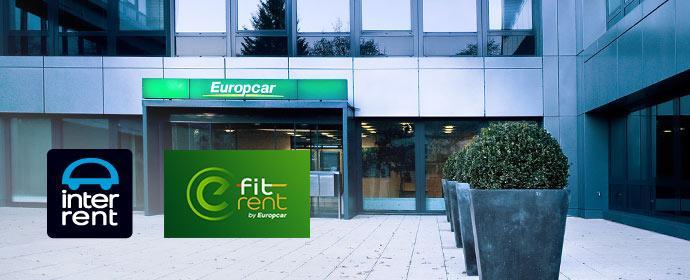 Europcar erweitert Mietgeschäft mit InterRent und FitRent