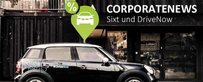 CorporateNews: Sixt beruft Alexander und Konstantin Sixt in den Vorstand; DriveNow führt neues Tarifmodell ein; Sixt eröffnet neue Stationen in Kuweit