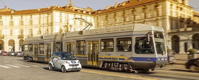 car2go erobert Turin und schriebt damit die Erfolgsgeschichte von Carsharing in Italien fort