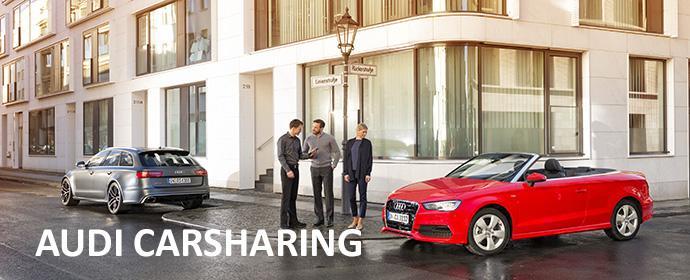 Audi macht kein Carsharing und das in ganz großem Stil