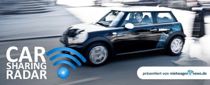 Carsharing-Radar: Missbrauch von Mietwagen und Carsharing Autos für illegale Straßenrennen