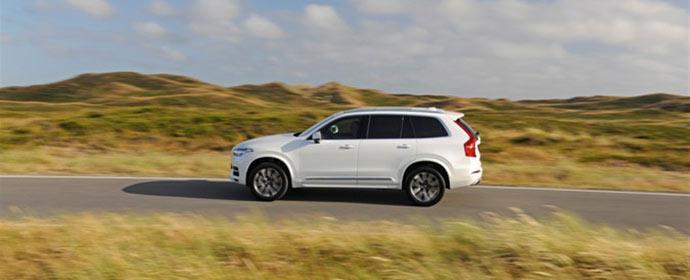 Volvo Carsharing startet auf Sylt