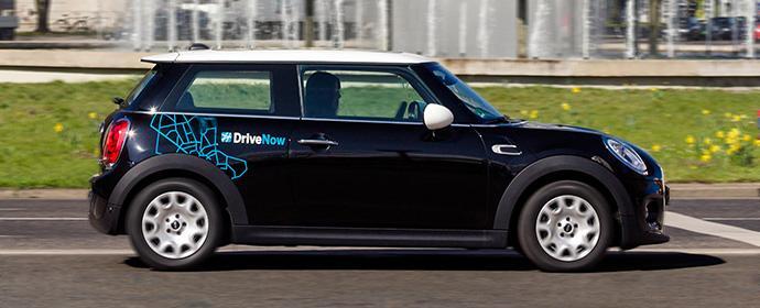 DriveNow - Carsharing ist die normalste Sache der Welt