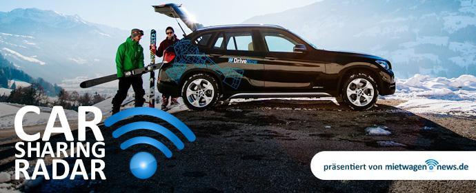 CarsharingRadar - Webasto stattet DriveNow Autos mit Standheizungen aus