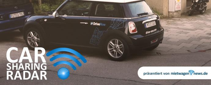 CarsharingRadar - DriveNow Spezial - 4 Jahre DriveNow und welche Statistiken ein einzelner Nutzer dabei herausfahren kann