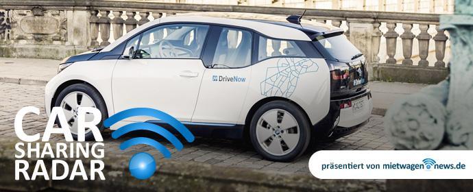 Elektroautos wertvoll fürs Carsharing