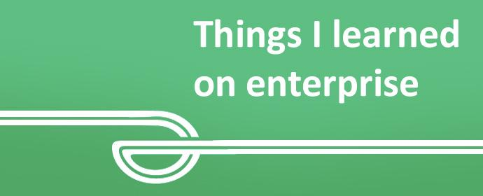 Enterprise - Geschichten aus dem Vermieterleben