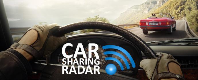 CarsharingRadar - Daimler bietet Carsharing für Oldtimer - mit dabei ein Mercedes 220 S Ponton oder ein Porsche 911