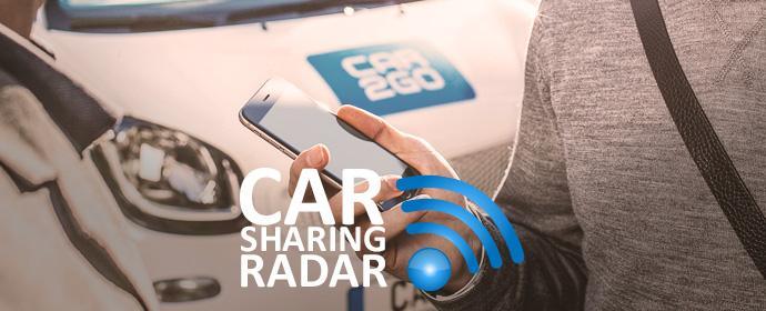 CarsharingRadar - car2go App wird überarbeitet und privates Carsharing muss versteuert werden