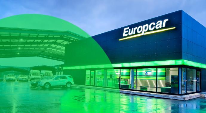 GutesJahr 2015 für die Europcar Autovermietung