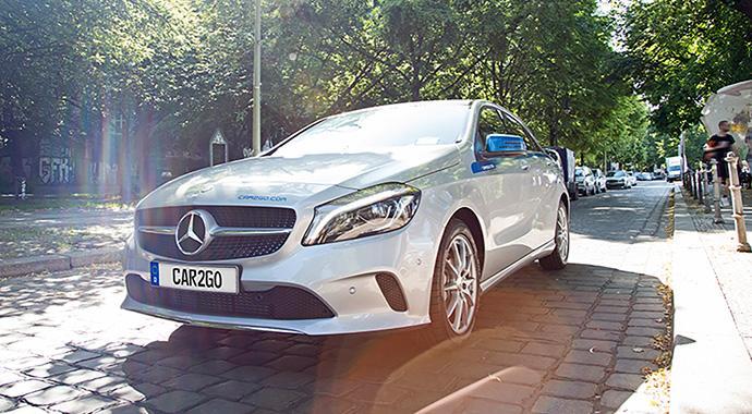 car2go verstärkt die Flotte in München mit Modellen von Mercedes-Benz