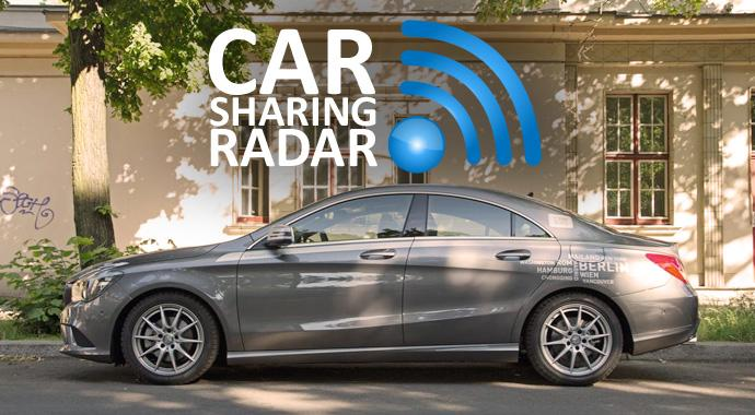 Carsharing-Radar car2go komplettiert die Flotte in Wien mit Mercedes-Modellen und beendet Kooperation mit Flinkster